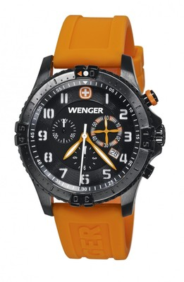 WENGER Squadron Rescue Chrono Limited Edition Gents Watch 60758