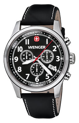 WENGER Terragraph Chrono Gents Watch 01.0543.101