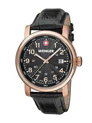 WENGER Urban Classic Rose Gold Gents Watch 01.1041.108